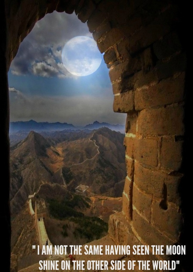 Moon in China