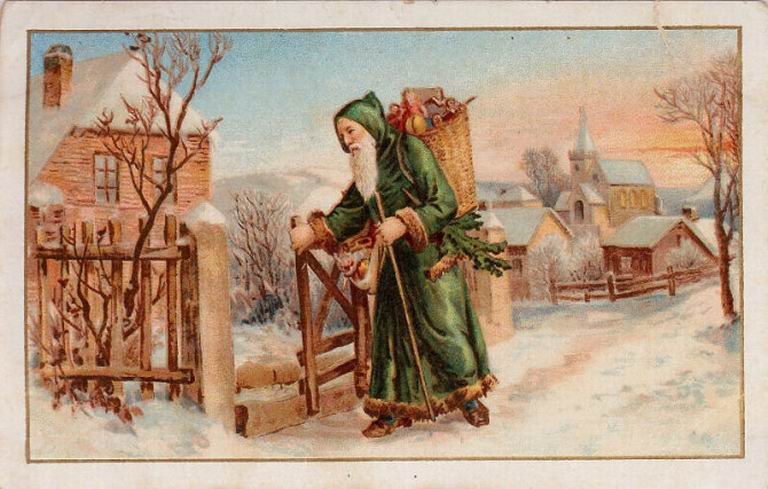 Folklore from days of old…it's a childhood fantasyland