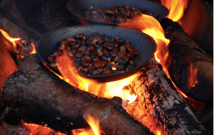Chestnuts roasting on an open fire…withPirates!