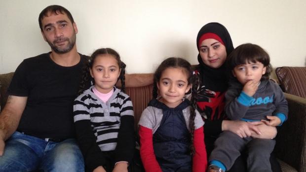 al- kauri Family in Bridgewater