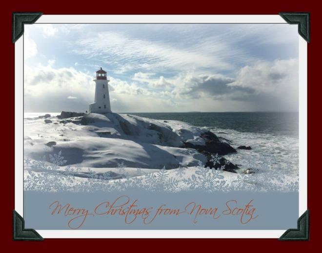 from Nova Scotia
