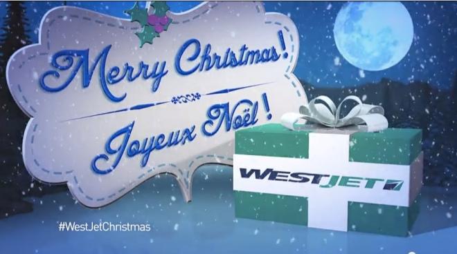 WestJet-Christmas
