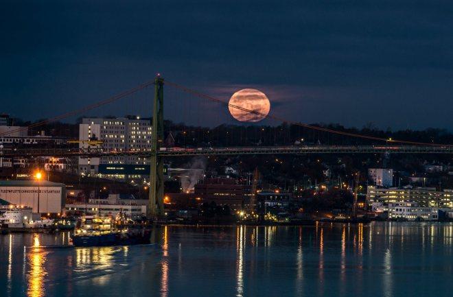 Photographer Mike Bayer, Halifax, NS