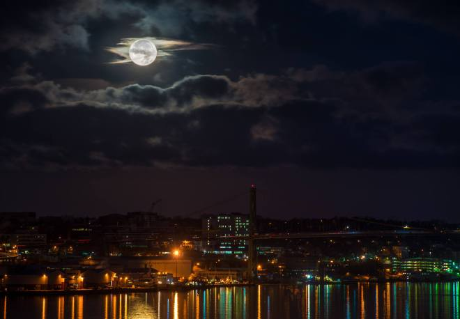 Photographer Mike Bayer, Halifax NS
